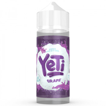 Grape 100ml Shortfill Liquid by YeTi