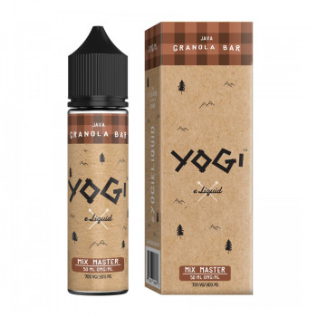 Java Granola Bar (50ml) Plus e Liquid by Yogi