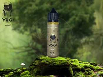 Peanut Butter Banana Granola Bar (50ml) Plus e Liquid by Yogi