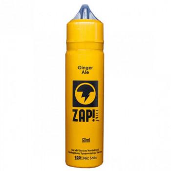 Ginger Ale (50ml) Plus e Liquid by ZAP! Juice