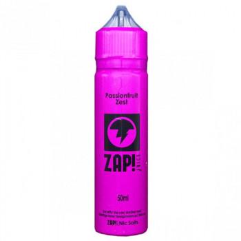 Passionfruit Zest (50ml) Plus e Liquid by ZAP! Juice