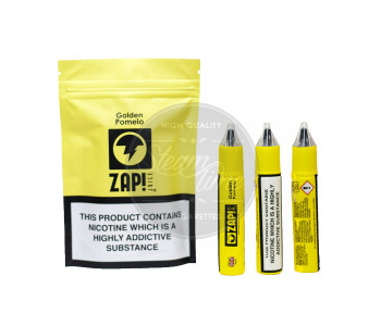 Golden Pomelo 3 x 10ml e Liquid by ZAP! Juice