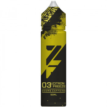 Citron Freeze (50ml) Plus e Liquid Z Fuel by ZAP! Juice