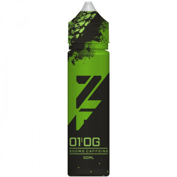 Original (50ml) Plus e Liquid Z Fuel by ZAP! Juice