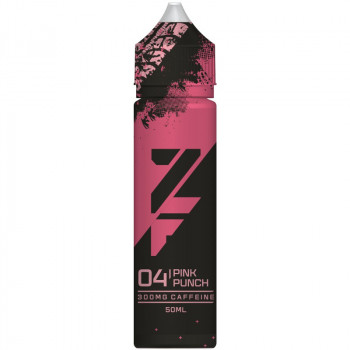 Pink Punch (50ml) Plus e Liquid Z Fuel by ZAP! Juice