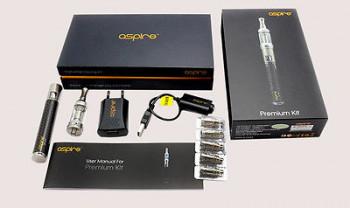Aspire Premium Set, 1000 mAh CF VV+, Nautilus mini BVC