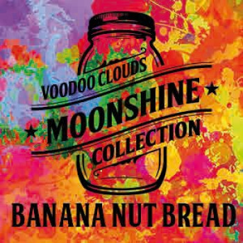 Voodoo Clouds Moonshine Aroma Banana Nut Bread