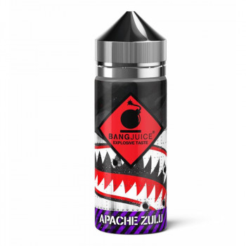 Apache Zulu 30ml Longfill Aroma by BangJuice DIVISION