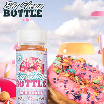 BCB Donut (120ml) by Big Cheap Bottle