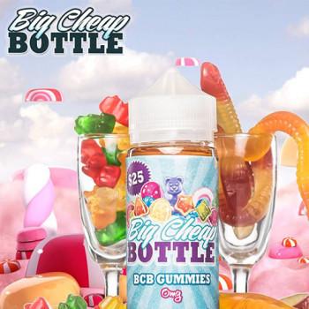 BCB Gummies (120ml) by Big Cheap Bottle