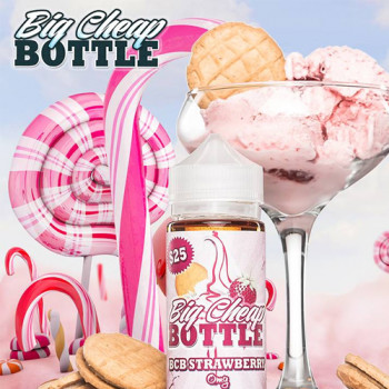 BCB Strawberry (120ml) by Big Cheap Bottle