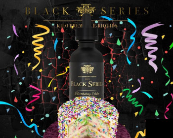 Birthday Cake (60ml) by Kilo Black Series