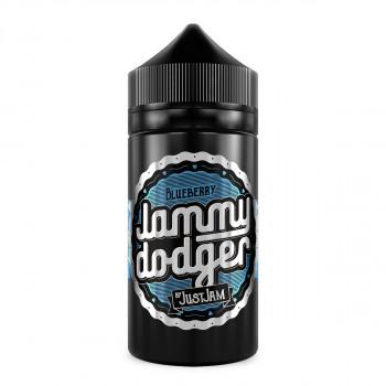 Jammy Dodger Blueberry (80ml) Plus e Liquid by Just Jam