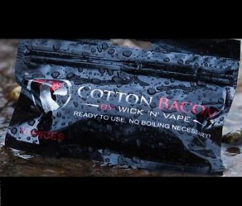 Cotton Bacon V2 by Wick'n'Vape Watte für Selbstwickelverdampfer