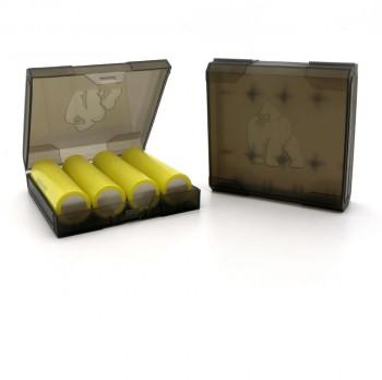 Chubby Gorilla Aufbewahrungsbox für 4 18650er