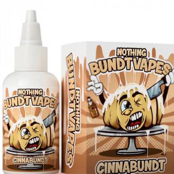 Cinnabundt (60ml) e Liquid by Nothing Bundt Vapes