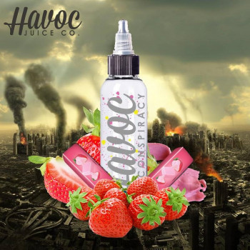 Havoc Jucie Co. Liquid Conspiracy 180ml