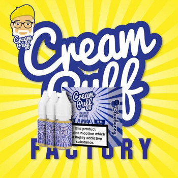Blueberry 3x10ml Mulitpack e Liquid by Cream Puff Factory