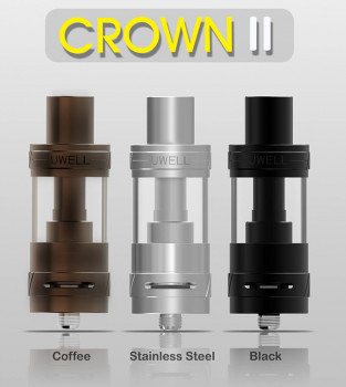 Uwell Crown 2 Sub Ohm Verdampfer