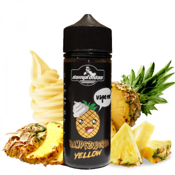 Dampfzwerge Yellow (100ml) Plus e Liquid by Dampfdidas by Dr. Kero