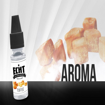 Echt Aroma 10ml Toffee