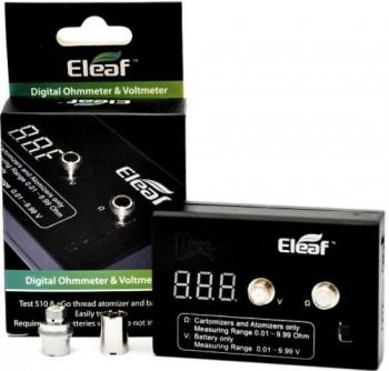 eLeaf Ohmmeter / Voltmeter für Verdampfer