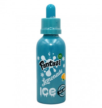 Lemonade Ice (50ml) Plus e Liquid by Fantasi Mix
