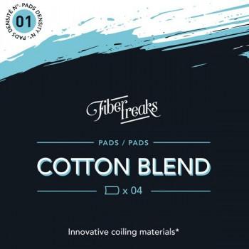 Fiber Freaks Cotton Blend Pads