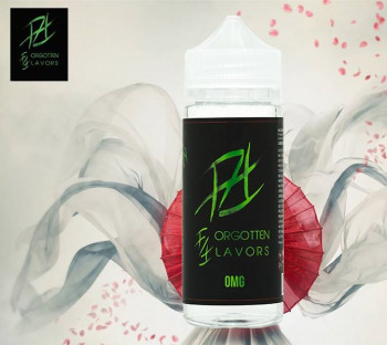 Jade PLUS 100ml e Liquid by Forgotten Flavors