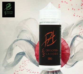 Ruby PLUS 100ml e Liquid by Forgotten Flavors