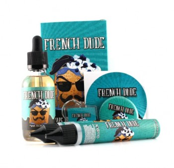 French Dude Plus 50ml Liquid by Breakfast Classics