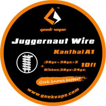 GeekVape Juggernaut KA1 Wickeldraht (3,30€/1m)