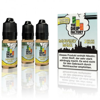 Drip Factory Heavenly Haze 3x10ml