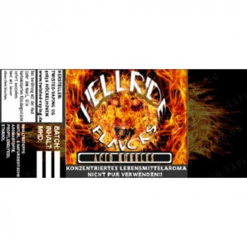 Twisted Vaping Hellride Aromen