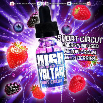 High Voltage Short Circut eLiquid
