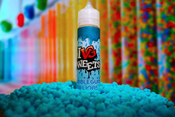 Bubblegum Millions (50ml) Plus e Liquid by I like VG Sweets