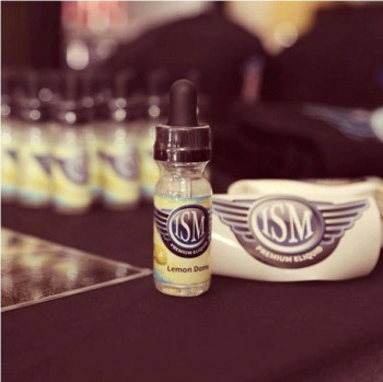 ISM Vape e-Liquid Lemon Dome