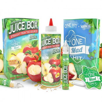 Juice Box (180ml) by One Mad Hit