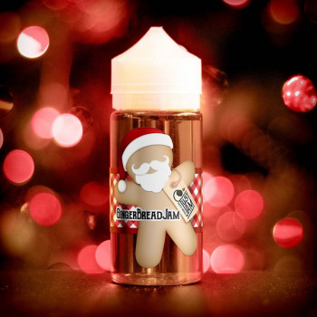 Ginger Bread Jam (80ml) Plus e Liquid by Just Jam