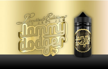 Jammy Dodger (80ml) Plus e Liquid by Just Jam