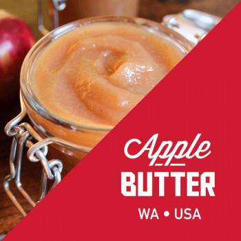 Liquid State Vapors - Apple Butter (Washington) e Liquid 10ml