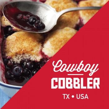 Liquid State Vapors - Cowboy Cobbler e Liquid
