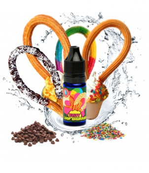 Big Mouth Aroma Tasty - Loop Churros 10ml