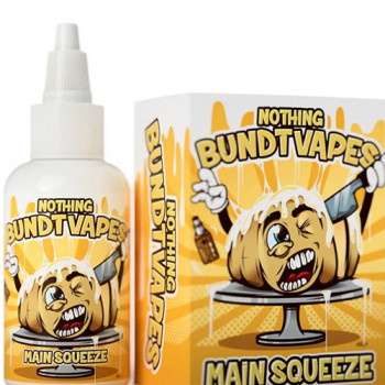 Main Squeeze (60ml) e Liquid by Nothing Bundt Vapes
