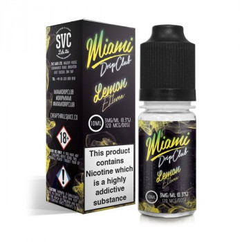 Miami Drip Club Lemon E11even 3x10ml