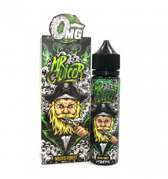 Mojito Forest Plus 50ml e Liquid by Mr.Juicer