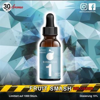 #1 Fruit Smash LIMITIERT 30ml Aroma by BangJuice
