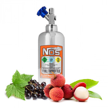 NOS Full Throttle 50ml e Liquid by Naked Nation