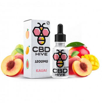 Kauai 1200mg by CBD HIVE Drops