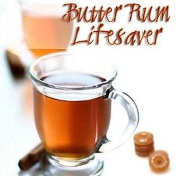 Pink Spot Aroma 10ml DIY Butter Rum Lifesaver